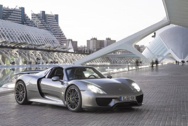 726 Produktionsende des Über-Porsche: Die limitierte Stückzahl des 918 Spyder ist erreicht